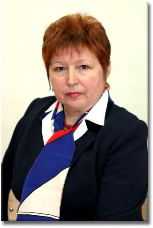 Чистякова Наталія Григорівна