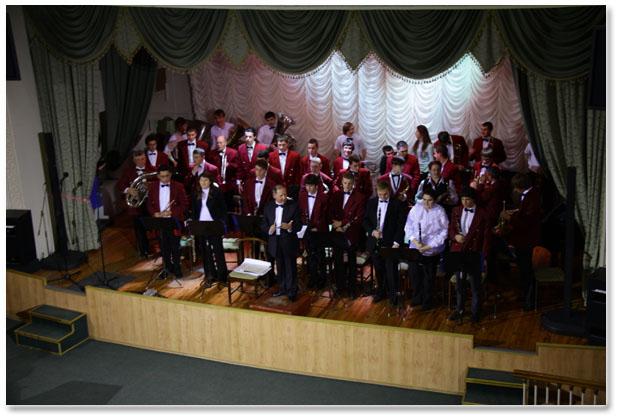 Концерт духового оркестру