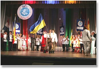 Міжнародний фестиваль народної творчості «Содружество»