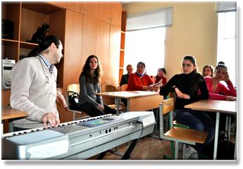 День відкритих дверей у Коледжі культури і мистецтв
